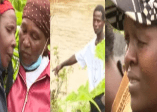 Thika Family Demand Justice After Police Officers Allegedly Threw 2 Men In A River Where They Drowned