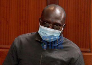 Man charged with stealing women's innerwear 'Sasha Mall Nairobi'