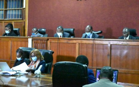 NO TO Intimidation –5 Bench Judge now tell UHURU and RAILA to accept the verdict on BBI and move on