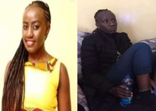 """""""Wacheni Make-up"""" Shock After Missing Lady Found Alive Looks Different From Her Photos"""