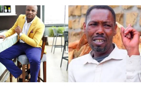 JALANG'O attacks OMOSH claims he is lying as he reveals the amount of money he gave him