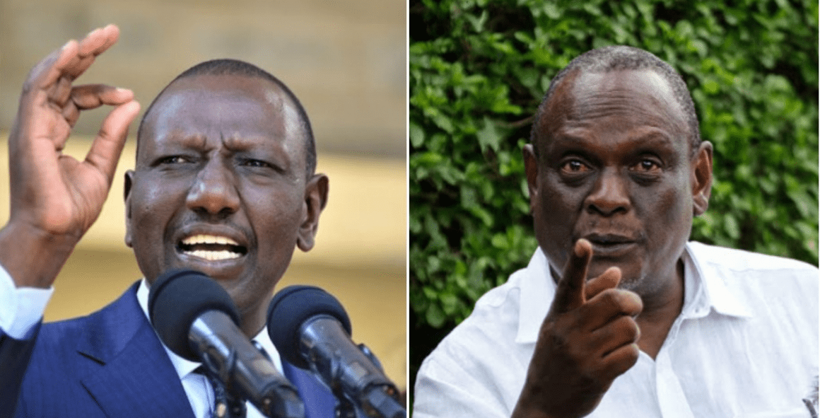 WILLIAM RUTO is our candidate in 2022 – KIKUYUs tell MURATHE and ATWOLI ,Who is RAILA ODINGA?