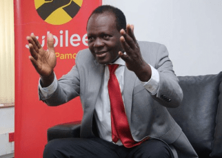 TUJU -I am not responsible for the Jubilee Party mess,distances himself and blames MURATHE