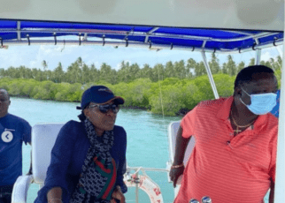 MARY KILOBI responds to FRANCIS ATWOLI, secretly marrying a 23-year-old Muslim girl rumors– Is she insecure?