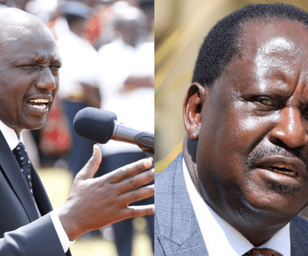 Things fall Apart, RAILA ODINGA ODM officials decamp to RUTO's UDA – We want to join the winning team