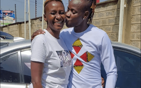 No man can match GUARDIAN ANGEL – ESTHER NTHENYA says and trashes African culture