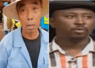 """Reactions as Churchill Shares DJ Afro Version of The Viral Chinese Fight (Video)""""Onyango Chung Lii"""""""