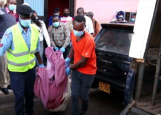 Man Traces Wife To 'Mpango Wa Kando's' House, Kills Her After Catching Them In Bed