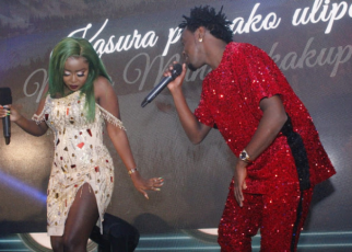 Nadia Mukami speaks on charging Ksh 10M for a collabo with Bahati