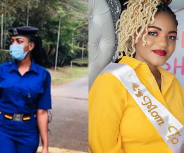 PHOTOs, Hot cop who accused Langata OCPD and OCS of mistreating her – Are they jealous of her beauty?