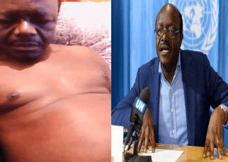 SHOCK ! Presidential aspirant, MUKHISA KITUYI,Video Nudes leaked by LADY, who he refused to pay 1 Million for services.