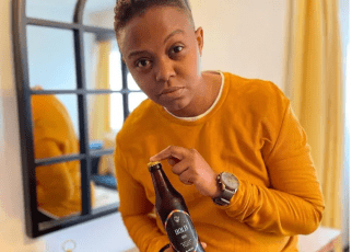 MAKENA NJERI unveils a beer for the LGBTQ community – (PHOTOs).