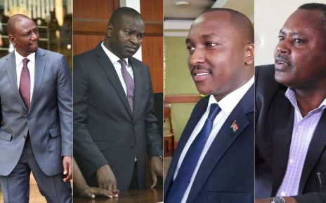 KIPYEGON KENEI may never get Justice as DPP NOORDIN HAJI delivers a bombshell-Deep state at its best (SAD)