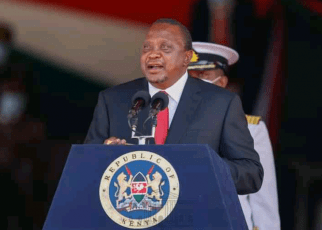 """Moi Never Went That Far"""" Kenyan Express Anger After President's Address Touched On Judiciary"""