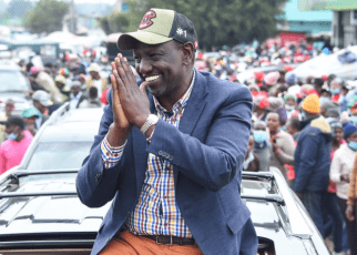RUTO in celebration as UHURU and RAILA lose the first round of the BBI appeal 'Judicial independence is real'