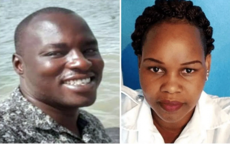 Details What,CAROLINE KANGOGO, told OGWENO's wife before killing him in cold blood