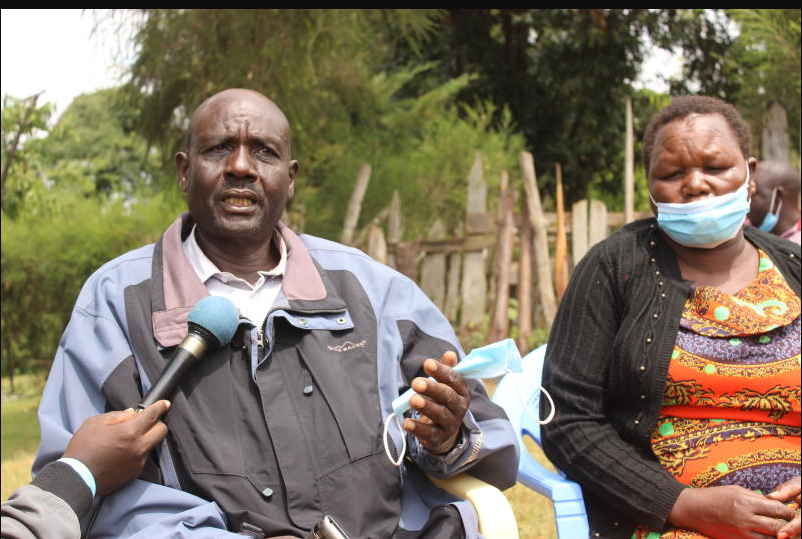 CAROLINE KANGOGO'S father reveals cause of her death as last moments details emerge