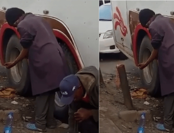 SHOCKING VIDEO youths injecting themselves with hard drug in Kenyan emerges-MIXED REACTIONS (WATCH)