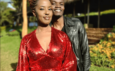 Is JULIANI chewing Governor ALFRED MUTUA's beautiful wife? – The exposes,Where they were spotted checking in.