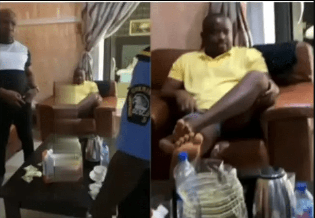 LADY calls cops after man refused to pay Sh 52,000 for a night of 'fun'(VIDEO)