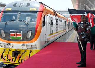 Reality hits UHURU as China takes over SGR- This spells doom for the country