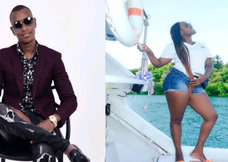 PHOTOs of the new lady that skirt-chasing Mugithi singer, SAMIDOH, is allegedly chewing emerge – This man is ever thirsty.
