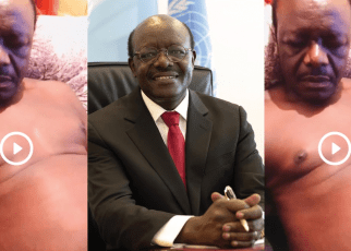 MUKHISA KITUYI loses his cool when asked about his leaked Nudes on Citizen TV