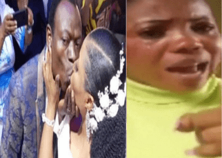 Woman who left her husband of 11 years to marry their pastor finally Speaks (video)