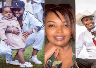KAREN NYAMU's baby daddy,Reveals warning that he gave SAMIDOH when he attended daughter's birthday party.