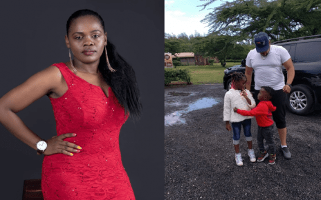 BETTY BAYO gushes over her slay king husband – KANYARI will be jealous after seeing this PHOTO.''Loving my kids was like loving me twice ''