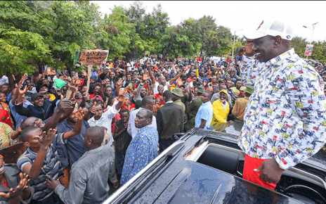 I am a man on a mission and I will not resign! –DP RUTO tells UHURU