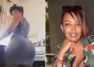 A man as is just a dick and Masculinity, nothing more-Slayqueen Karen Nyamu Claims