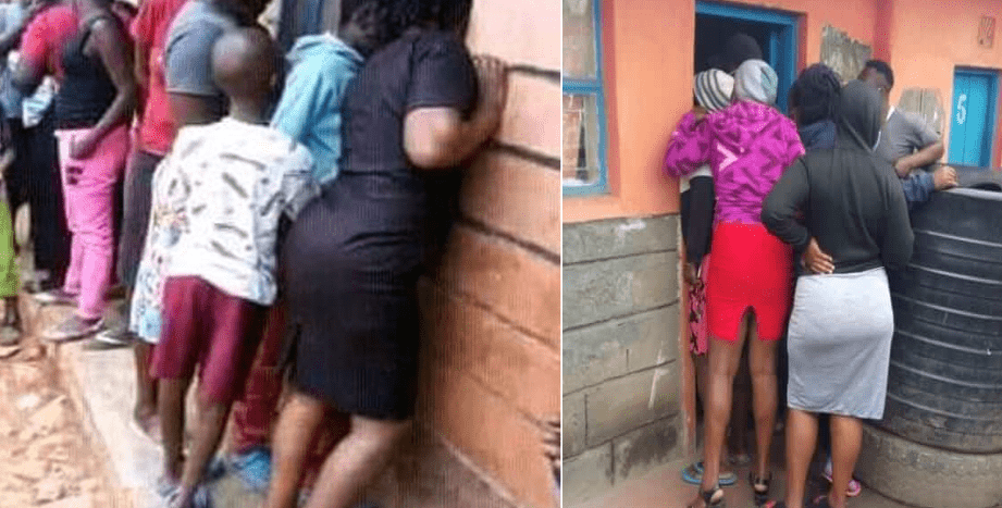 Teen girl dies in Mukuyu,Murang'a county after Marathon Sex with sponsor