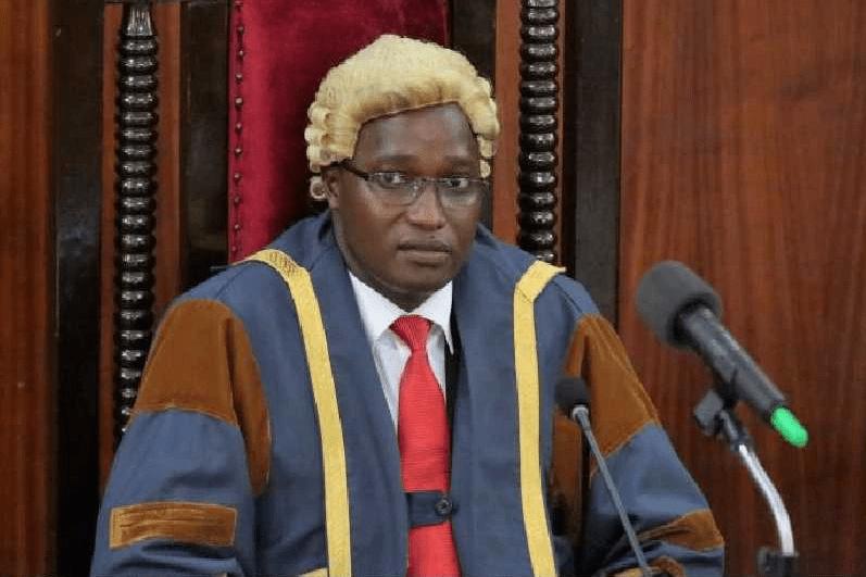 Tusidanganyane, RAILA is a hard sell in Mt Kenya can't get any vote from Kikuyus – Speaker JOHN KAGUCHIA claims