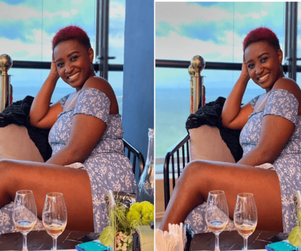 Actress Njambi of real Househelps of Kawangware comes out as LGBT