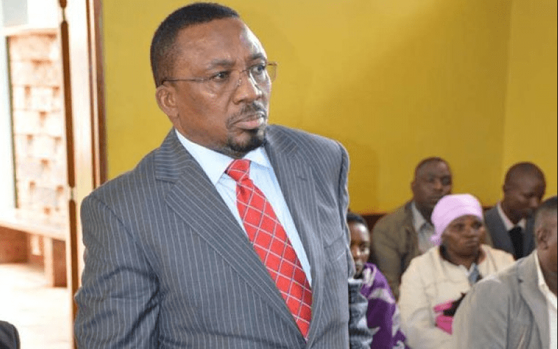 My two brothers are gay – Pastor James Maina Ng'ang'a of Neno Evangelism opens up about his troubled family.