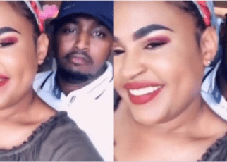 Woman eater, JAMAL ROHOSAFI, returns to his first wife -Sharing beautiful moments with their son! Wow!! (VIDEO)