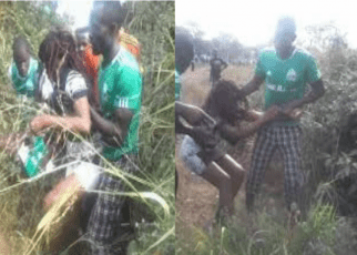 Armed Officer Rapes Woman in the Bush, Leaving Her With Several Injuries-Mombasa