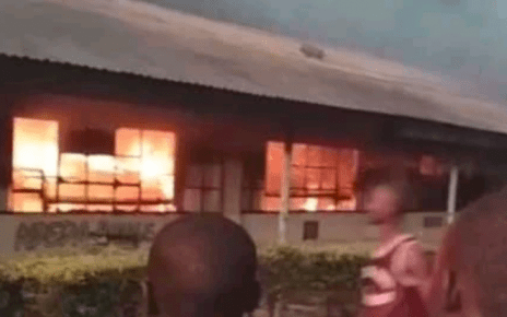 Students Are Calm Parents And Neighbours Burnt The School Sigalama Principal Breaks Silence
