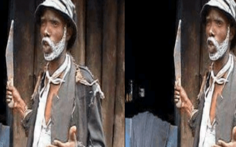 Kianangi: The King of Kikuyu Comedy Who Went Missing Without A Trace (Details).