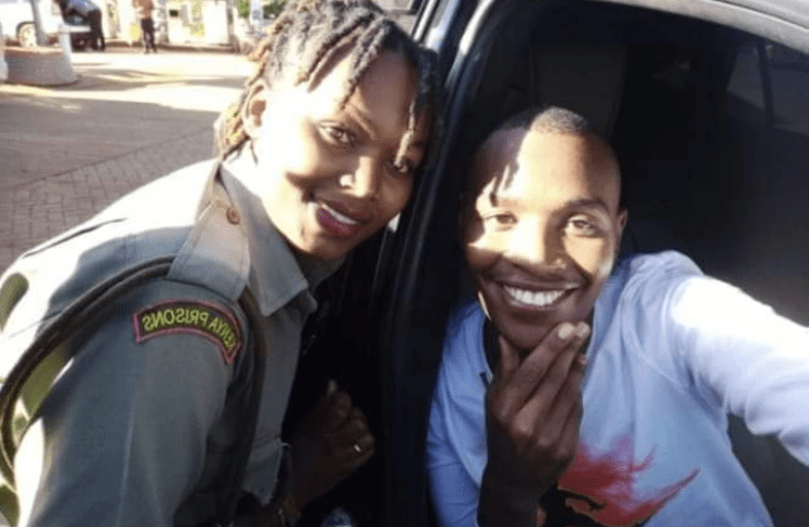 Skirt Chasing, Samidoh's Photo With Celebrity Cop Causes Mixed Reactions