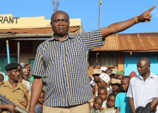 Ex-Mt Kenya MP now sells liquor in Wines & Spirits kiosk after losing seat in 2017
