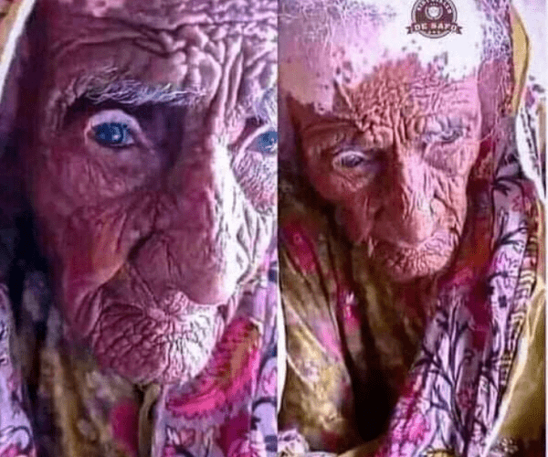 The oldest woman on earth celebrate 210th birthday-Happy Birthday