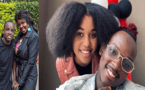 Bishop ALLAN KIUNA's son, brags about spending Ksh 100,00o to spoil his girlfriend on her birthday.