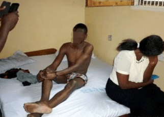 19yrs Boy Caught Chewing Another Man's Wife of 35 yrs, killed in Kuresoi