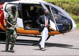 list of high-end choppers owned by DP RUTO -He gives hustlers wheelbarrows