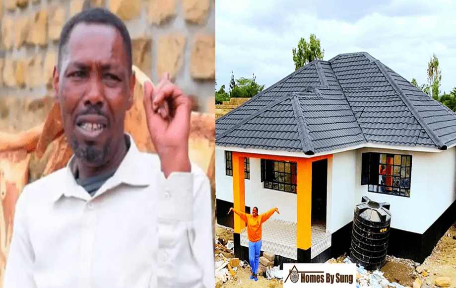 """Omosh Selling His New House For Ksh 15M-""""I Don't Need Permission To Sell My House"""""""