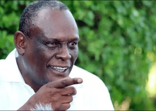 Jubilee Party power broker, DAVID MURATHE, claims RUTO constitutionally is barred from vying for 2022 presidency