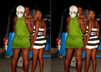 Father Catches His 2 Daughters Working as Prostitutes After Entering Nairobi Nightclub to Enjoy