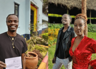 JULIANI receiving death threats for posting photos posing with Governor MUTUA's ex-wife LILLIAN-CLAIMS